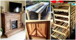 Pallet Ideas and Easy Pallet Projects You Can Try