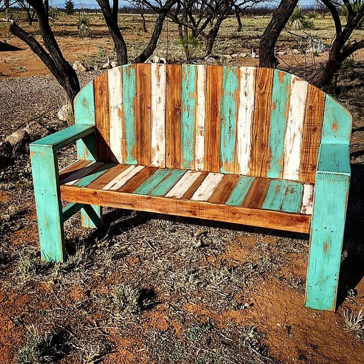 Pallet Bench Ideas: 300+ Pallet Ideas And Easy Pallet Projects You Can Try