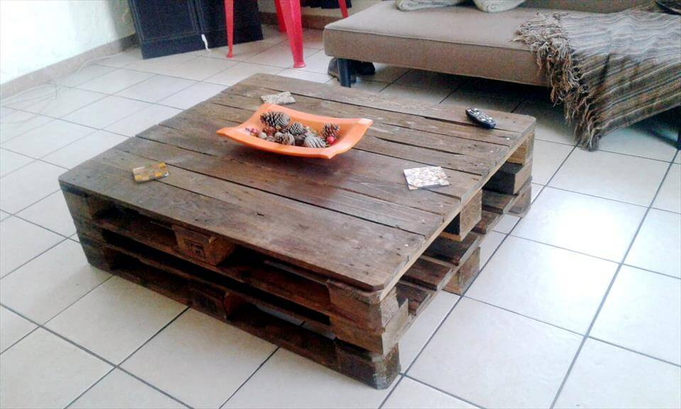 300 pallet ideas and easy pallet projects you can try for Coffee tables you can put photos in