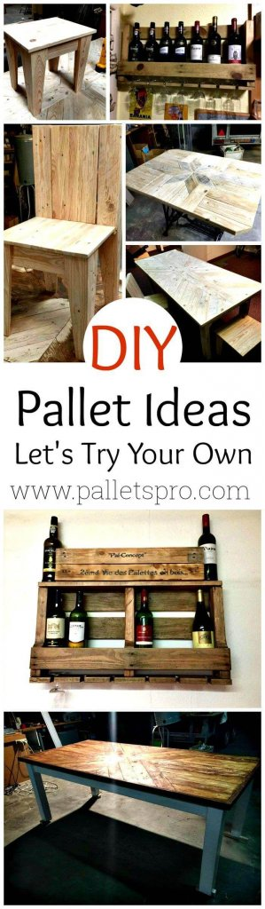 Pallet Ideas