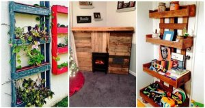 Repurposed Pallet Ideas & Wooden Pallet Projects